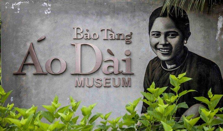 Ao Dai Museum Saigon
