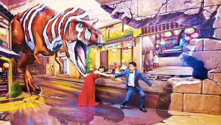 Artinus 3D Museum Saigon