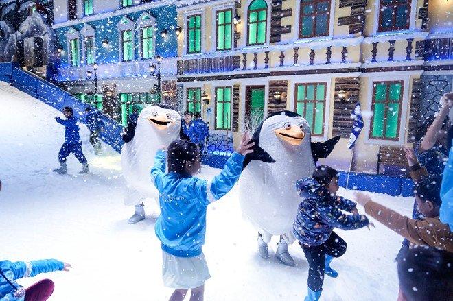 snowtown saigon