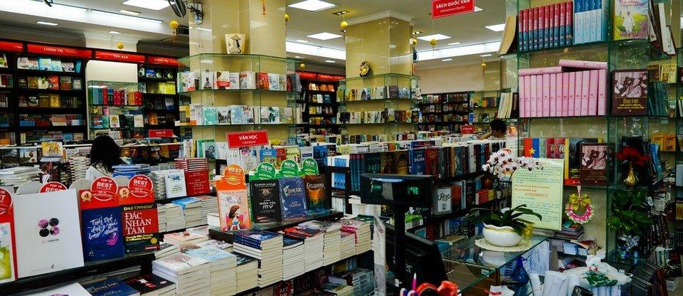 fahasa bookstore