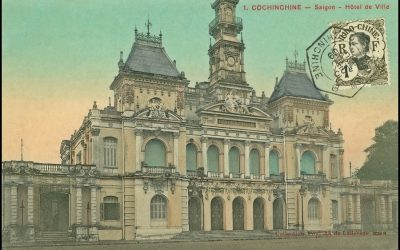 All about the French colonial architecture in Saigon